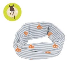 Lassig opaska wielofunkcyjna twister coolmax® small stripes uv 40+