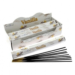 Kadzidełka długie - wanilia