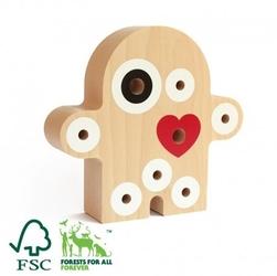 Milaniwood wood-oo doll