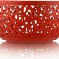 Misa na owoce cactus czerwona 21 cm