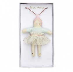 Meri meri - naszyjnik lalka matilda