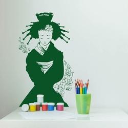 szablon malarski geisha 20SM58