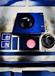 Face it star wars gwiezdne wojny - r2-d2 - plakat wymiar do wyboru: 60x80 cm