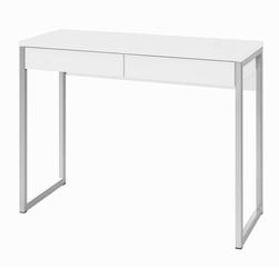 Function biurko biały połysk 2s