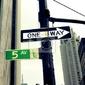 Fototapeta 5th avenue streetlight