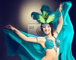 Obraz taniec brzucha