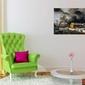 pejzaż zimowy - jacob van ruisdael ; obraz - reprodukcja