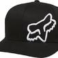 Fox czapka junior flex 45 flexfit blackwhite