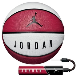 Piłka do koszykówki jordan playground 8p - j000186561107 + pompka