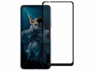 Szkło Alogy Full Glue case friendly do Huawei Honor 20 Pro Czarne