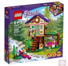 Lego 41679 friends leśny domek
