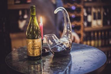Akademia wina -  wstęp do degustacji - poznań