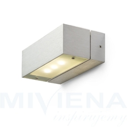 Advantage vi aluminium 230v350ma led 6x1w 3000k
