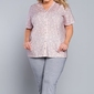 Italian fashion siva piżama damska