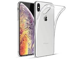 Etui silikonowe puro 0.3 nude do apple iphone xs max przezroczyste