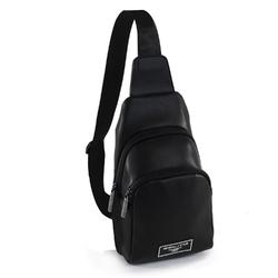 Plecak damski kendall+kylie nora one shoulder backpack black - czarny