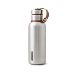 Butelka termiczna 500 ml pomarańczowa black+blum - 500 ml  pomarańczowy