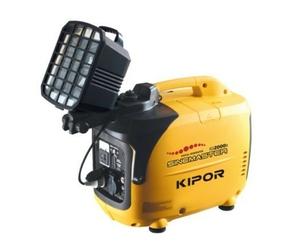 Agregat prądotwórczy inwerterowy kipor ig2000s 2.0kva - szybka dostawa lub możliwość odbioru w 39 miastach