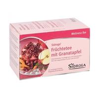 Sidroga früchtetee mit granatapfel herbata w saszetkach