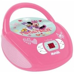 Boombox myszka mini minnie mouse odtwarzacz cd aux mic jack