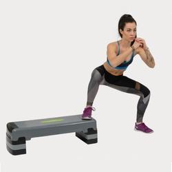 Step do aerobiku as005 szary - hms