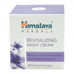 Rewitalizujący krem na noc 50ml himalaya revitalizing night cream