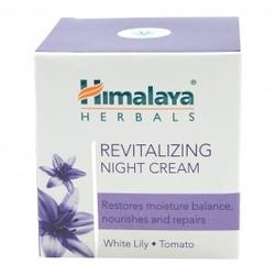 Rewitalizujący krem na noc 50ml himalaya revitalizing night cream