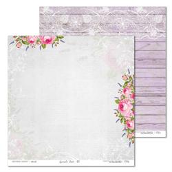Słodki papier Lavender Date 30,5x30,5 cm - 01 - 01