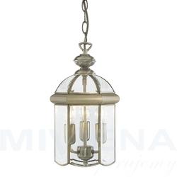 Lanterns lampa wisząca 22 antyczny mosiądz