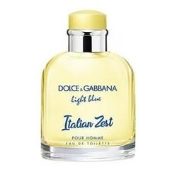 Dolce amp; gabbana light blue italian zest m woda toaletowa 75ml