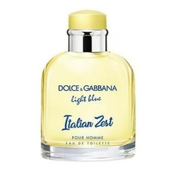 Dolce amp; gabbana light blue italian zest m woda toaletowa 75ml