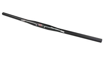Kierownica trx fk-390 720mm, moc.31,8mm czarna matt -330g