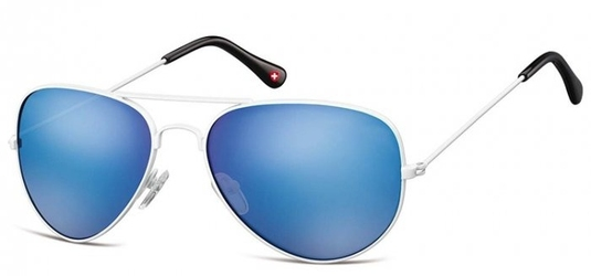 Pilotki okulary aviator montana lustrzanki ms96e