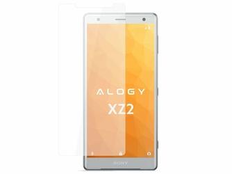 Szkło hartowane Alogy na ekran do Sony Xperia XZ2