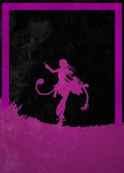 League of legends - jinx - plakat wymiar do wyboru: 59,4x84,1 cm