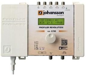 Amplifier johansson profiler 6700 revolution - szybka dostawa lub możliwość odbioru w 39 miastach