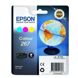 Tusz oryginalny epson t2670 c13t26704010 kolorowy - darmowa dostawa w 24h