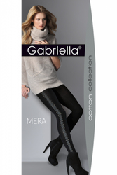 Gabriella 378 mera nero rajstopy