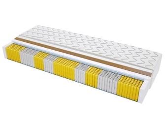 Materac kieszeniowy geneva multipocket 70x235 cm twardy jednostronny