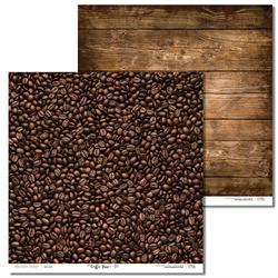 Ozdobny papier Coffee Time 30,5x30,5 cm - 01 - 01