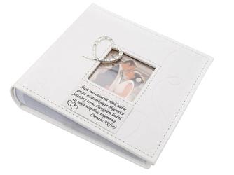 Album na zdjęcia pamiątka ślubu prezent dedykacja