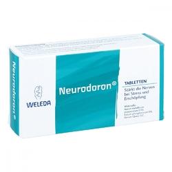 Weleda neurodoron tabletki uspokajające