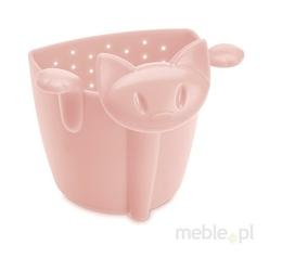 Zaparzaczka do herbaty Mimmi pudrowy róż