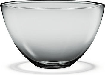 Misa Cocoon przydymione szkło 20 cm