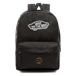 Plecak vans realm backpack custom gold rose róża - vn0a3ui6blk - gold rose