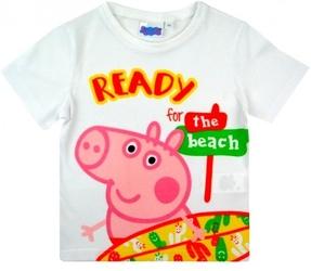 Koszulka  ready for the beach  6 lat