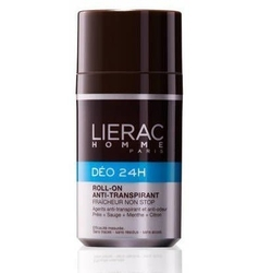 Lierac homme deo 24h roll-on antyperspirant 50ml