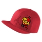 Czapka air jordan jumpman snapback - custom oh yea - 861452-688