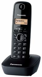 Panasonic Telefon KX-TG1611 Dect  CZARNY