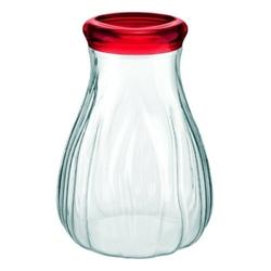 Guzzini - pojemnik 2,5 l - aqua - czerwony